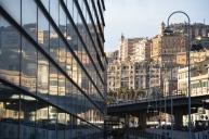 città_Genova_riflesso